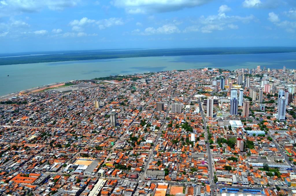 Aproximação em Belém