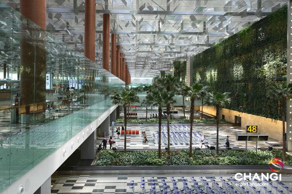 Changi Airport - Singapura