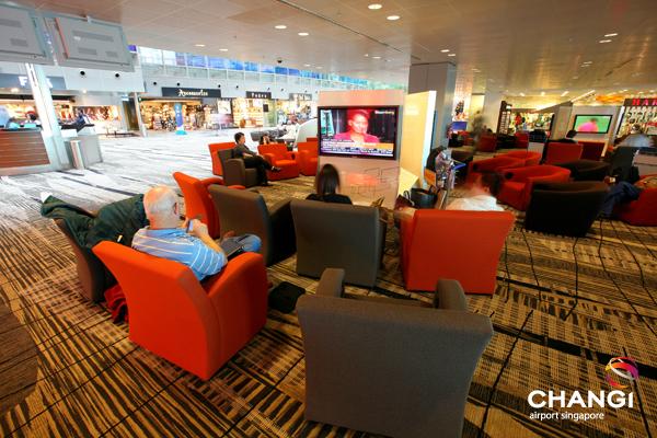 Lounge de TV