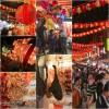 Chinatown na Singapura - Ano Novo Chinês