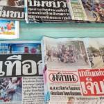 Quando me vi no meio de uma batalha armada na Tailândia – Songkran