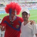 Uma aventura na Copa do Mundo – E um príncipe.