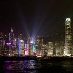 Em Hong Kong quase mandei alguém tomar naquele lugar