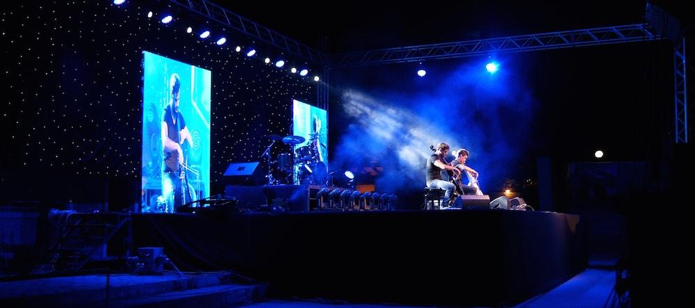 concerto 2cellos em Mostar, Bósnia & Herzegovina
