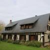 Casa de fazenda na Normandia, França